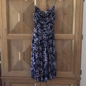 Diane Von Furstenberg Dresses - Diane von Furstenberg Silk Evening Dress